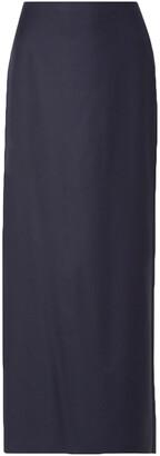 The Row Hena Wool Maxi Skirt