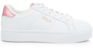 Fila Panache Leather Sneakers