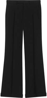 Gucci Wool ankle length pant