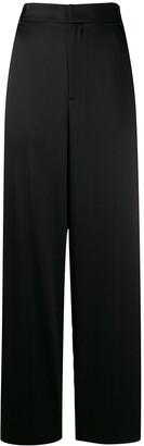 Joseph Jack High-Waisted Trousers