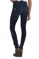 Gold Sign Lure Skinny Jeans - Hanna