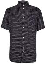 Burton Mens Bellfield Black Printed Shirt*
