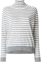 Steffen Schraut striped knitted top