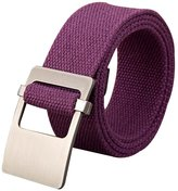 Sitong Casual smooth buckle outdoor canvas belt