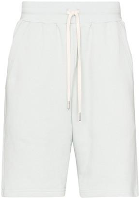 John Elliott Crimson track shorts