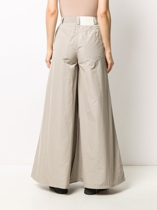 Sunnei Fit Loose Pants