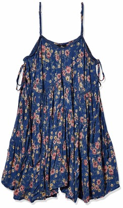 Angie Women's Tie Side Tank Dress