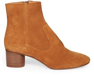 Isabel Marant Dusta Suede Ankle Boots