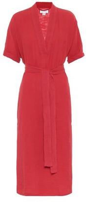 Velvet Kerry Cotton Midi Dress - S