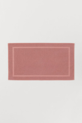 H&M Large Bath Mat - Pink