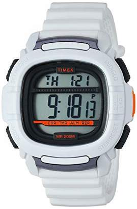 Timex Men's TW5M26400 Command 47mm Silicone Strap Watch