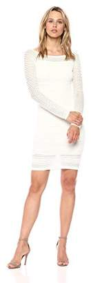 Bailey 44 Women's Round up Fitted Long Sleeve Dress
