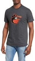 American Needle Men's Hillwood Baltimore Orioles T-Shirt