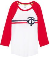 PINK Minnesota Twins Bling Perfect Baseball Tee