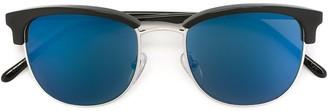 RetroSuperFuture 'Terrazzo Black Blue' sunglasses