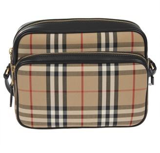 Burberry House Check Front Pocket Shoulder Bag