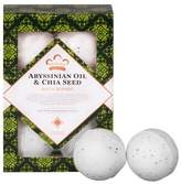 Nubian Heritage Abyssinian & Chia Bath Bombs 6ct