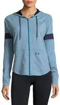 Under Armour Sportstyle Full Zip Cotton Hoodie