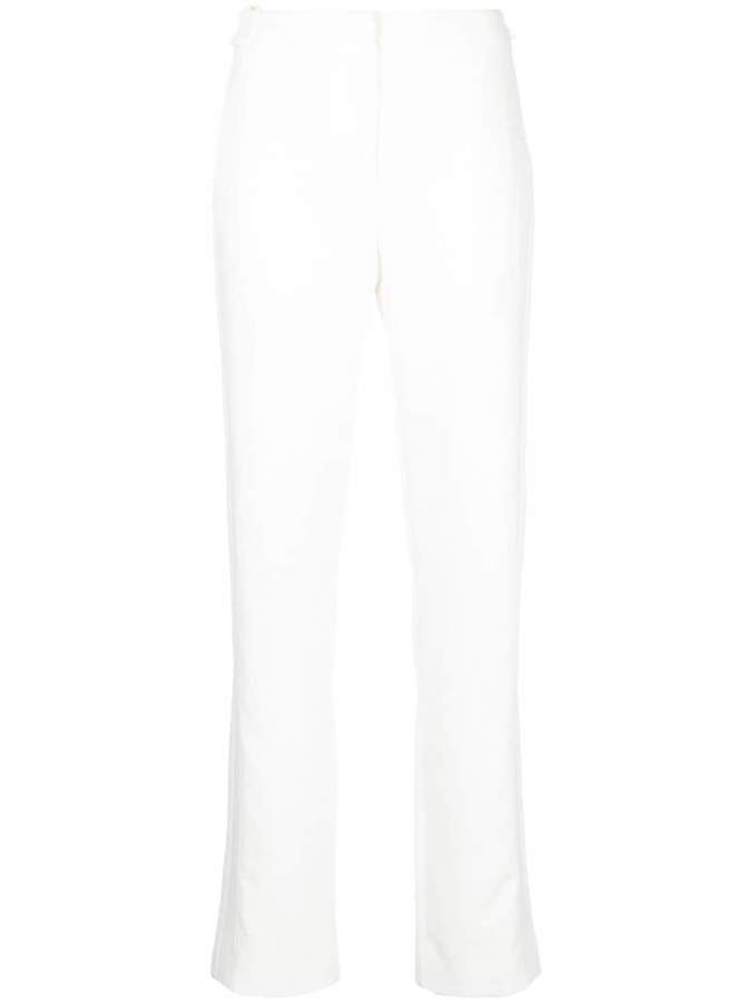 Dion Lee whitewash trousers