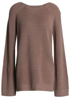 DAY Birger et Mikkelsen Wrap-effect Wool-blend Sweater