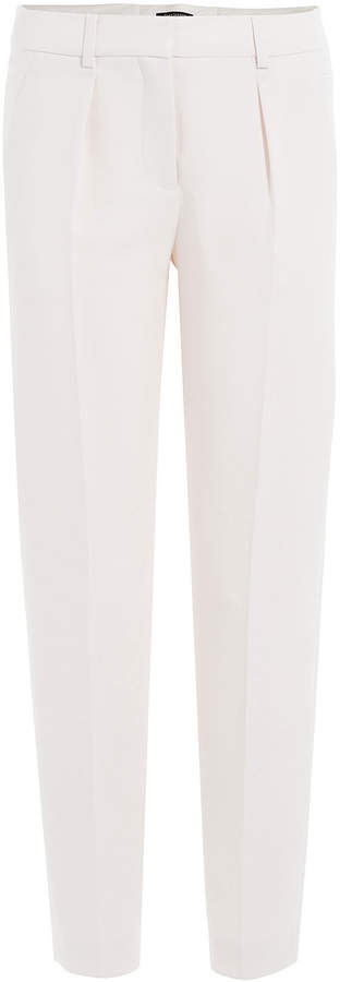 Tara Jarmon Cropped Cigarette Pants