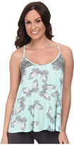 PJ Salvage Butterfly Print Sleep Top