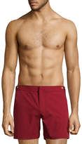Parke & Ronen Men's Catalonia Stretch Swim Trunks