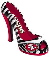 San Francisco 49ers Zebra Shoe Bottle Opener