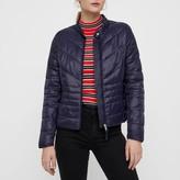 Vero Moda Short Padded Jacket with Zip Fastening