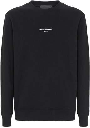 Stella McCartney Cotton Logo Sweatshirt