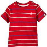 Original Penguin Boy's Northern Lights Striped T-Shirt