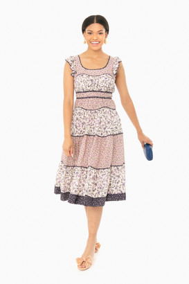Ulla Johnson Cream Odelia Dress