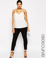 Asos Super Stretch Cigarette Pant