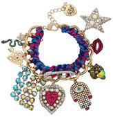 Betsey Johnson Mystic Baroque Drama Bracelet