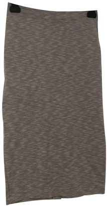 We Are Handsome Grey Skirt for Women