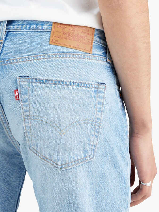 Thumbnail for your product : Levi's 501 Original Straight Jeans, Canyon Kings