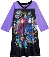Disney Disney's Descendants #Wicked Nightgown, Little Girls (4-6X) and Big Girls (7-16)