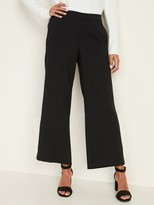 Old Navy Mid-Rise Pull-On Wide-Leg Pants for Women