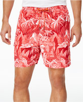 Tommy Bahama Men's Naples Oasis Blooms Sun Protection 30 Swim Trunks