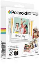 "Polaroid 3.5x4.25"" Border Prints ZINK® Paper, Pack of 20"