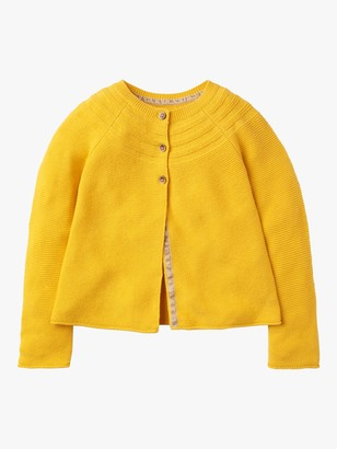 Boden Girls' Cotton Cashmere Cardigan