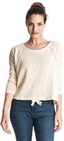 Roxy Women's Loose Ends Pullover Sweater