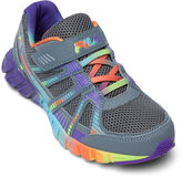 Fila Volcanic Runner 5 Girls Running Shoes - Little Kids