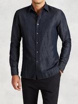 John Varvatos Denim Style Shirt
