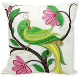 Kathy Ireland Home® by Gorham Whimsical Bird Square Throw Pillow