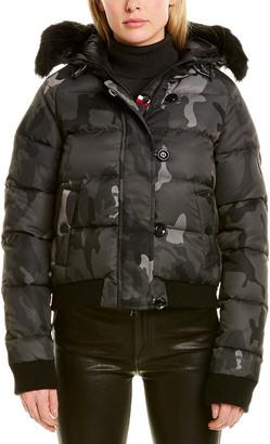 Rossignol Celeste Camo Jacket