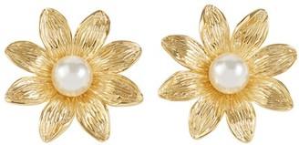 Aurelie Bidermann Primavera clip-on earrings