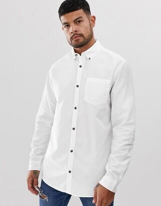 Jack and Jones shirt in white