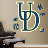 Fathead Delaware Blue Hens Logo Wall Decals