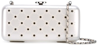 Chanel Pre-Owned 2006 crystal-encrusted clutch